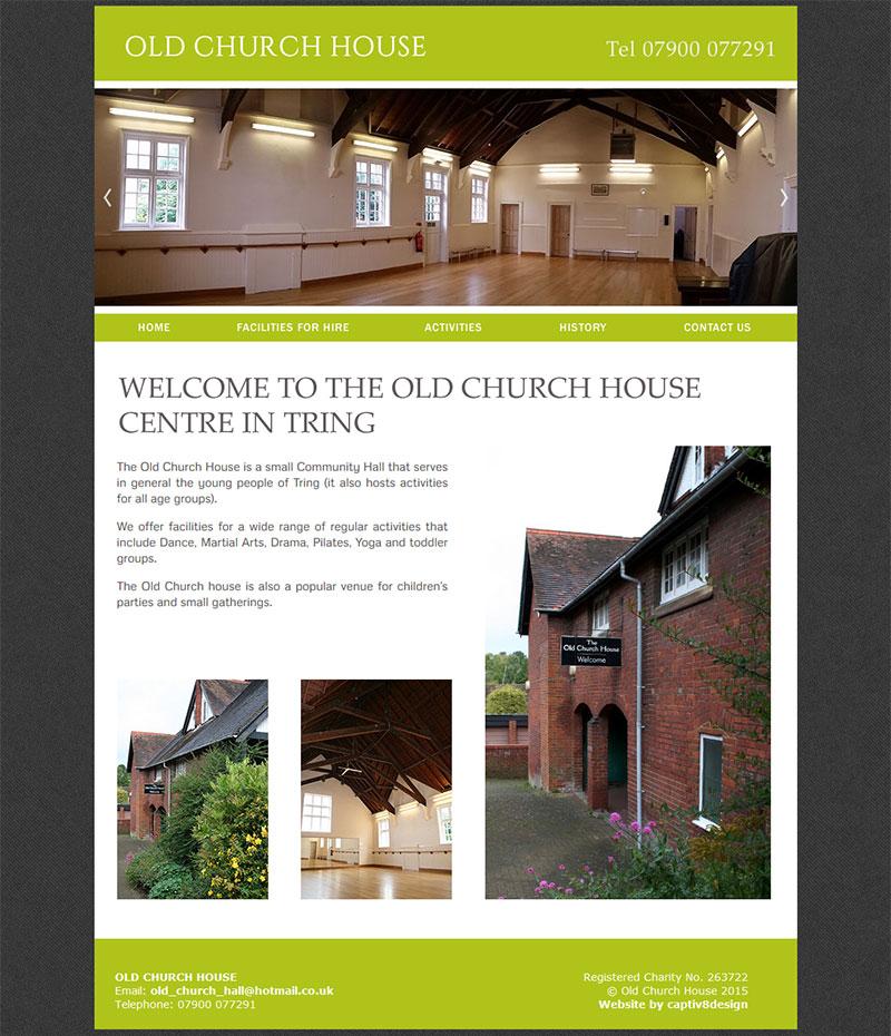 Old Church House Web 1