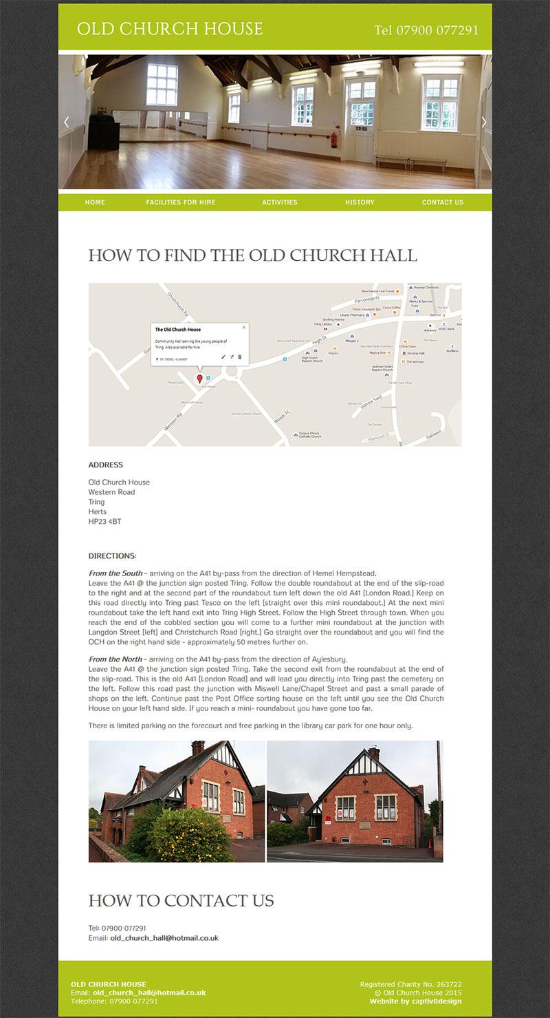 Old Church House Web 2