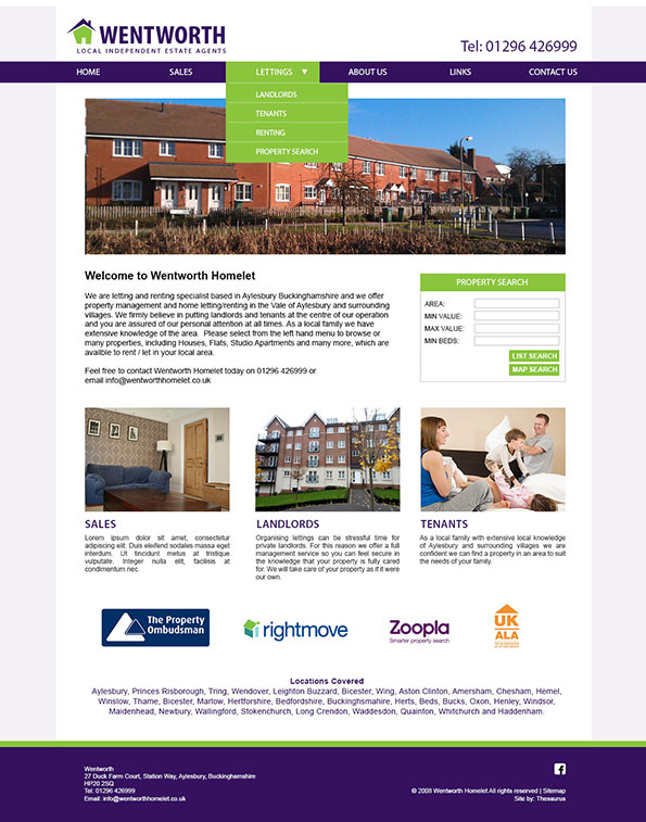 Wentworth_website