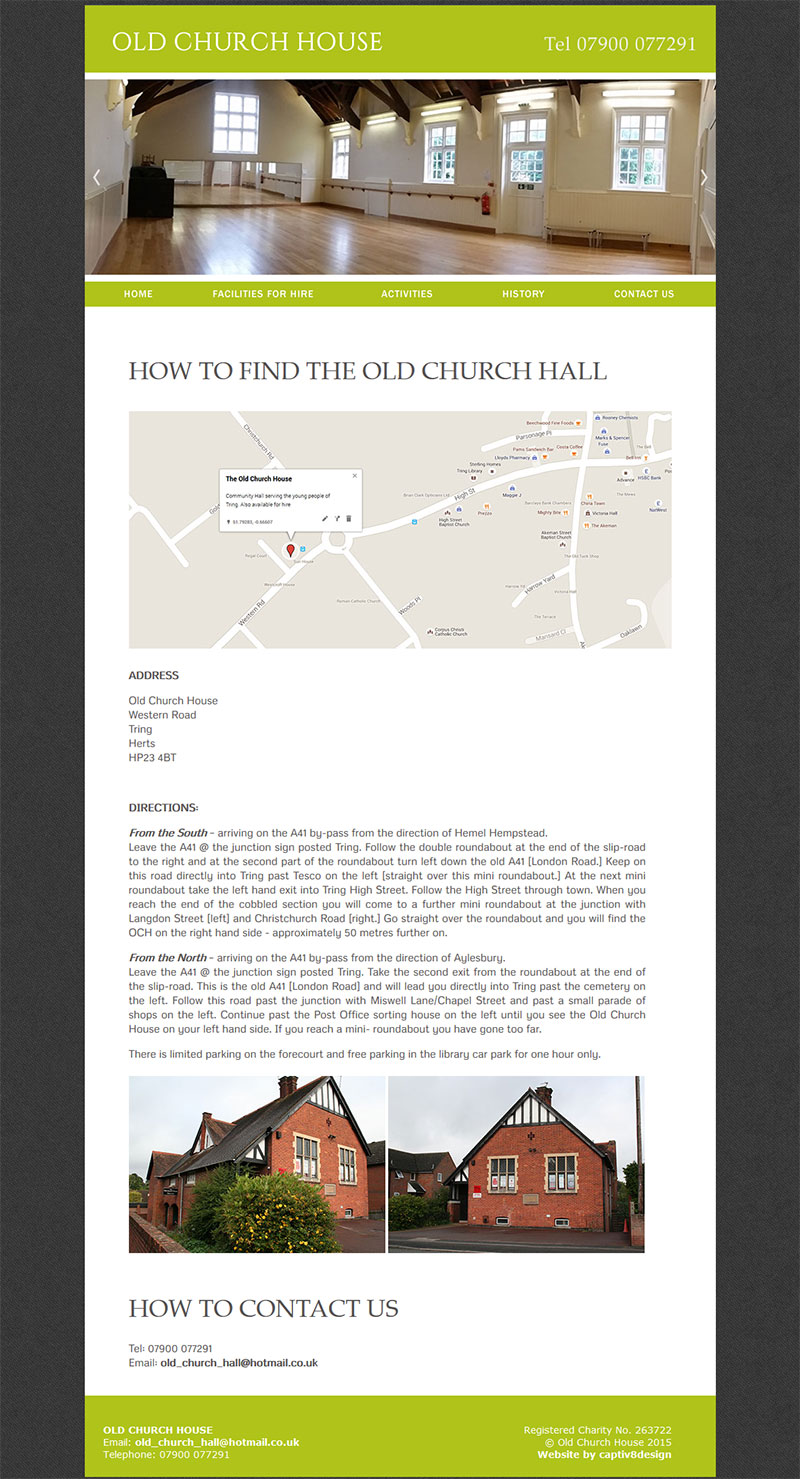 Old Church House Web 2